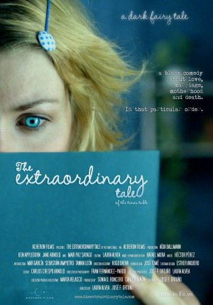 Cartel de The extraordinary tale