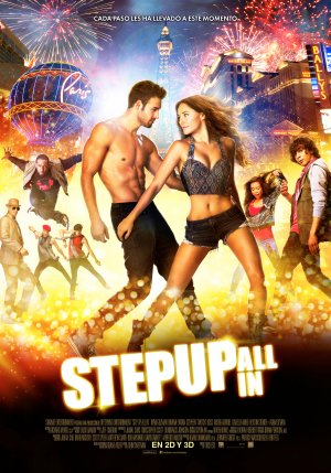 Cartel de Step up: All in