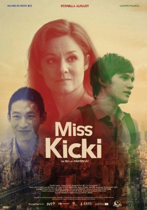 Cartel de Miss Kicki