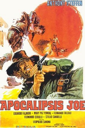 Cartel de Apocalipsis Joe