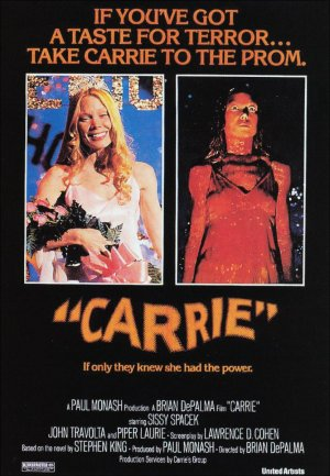 Cartel de Carrie