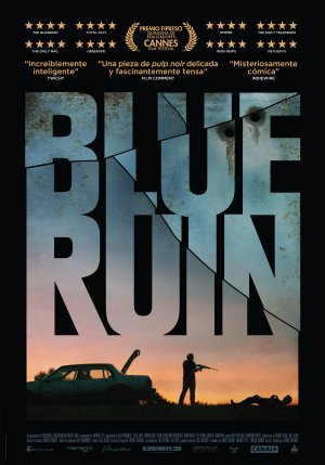 Cartel de Blue ruin