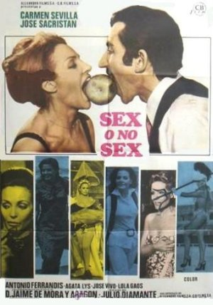 Cartel de Sex o no sex