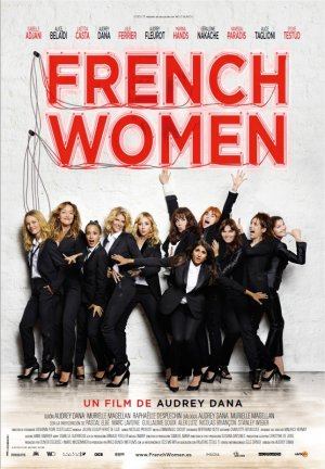 Cartel de French women
