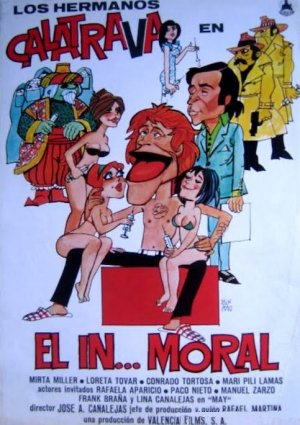 Cartel de El in...moral