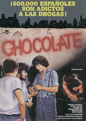 Cartel de Chocolate