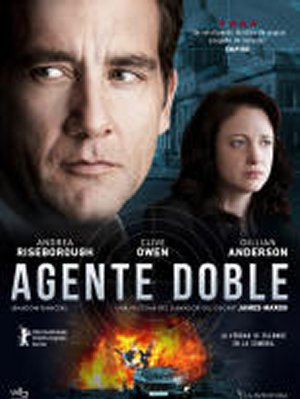 Cartel de Agente doble