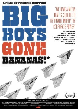 Cartel de Big Boys Gone Bananas!