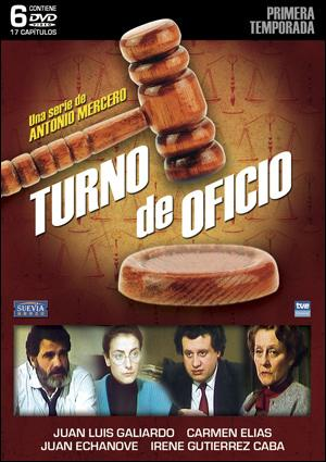 Cartel de Turno de oficio (TV)
