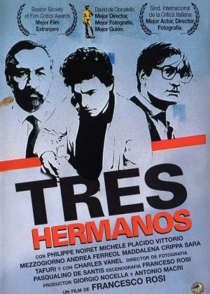 Cartel de Tres hermanos