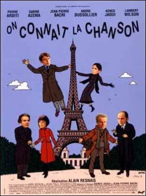 Cartel de On connait la chanson