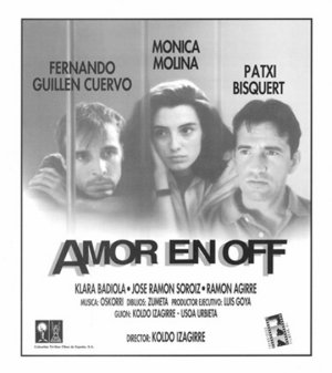 Cartel de Amor en off