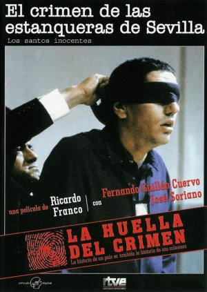 Cartel de La huella del crimen 2 (TV)