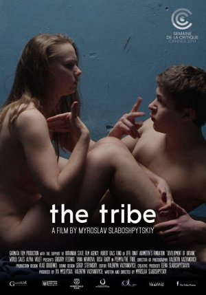 Cartel de The tribe