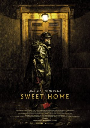Cartel de Sweet home