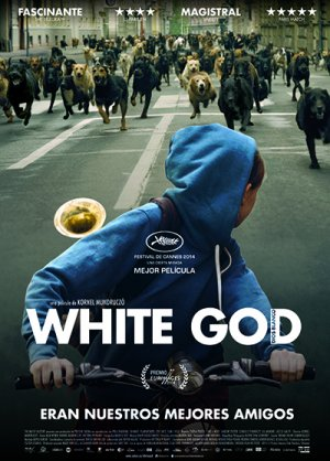 Cartel de White God