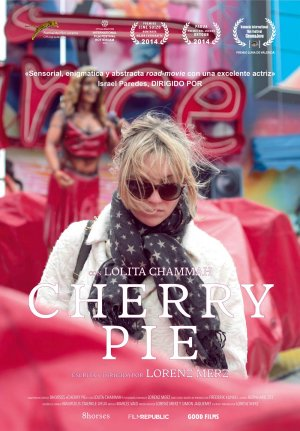 Cartel de Cherry pie