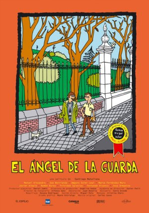 Cartel de El ángel de la guarda