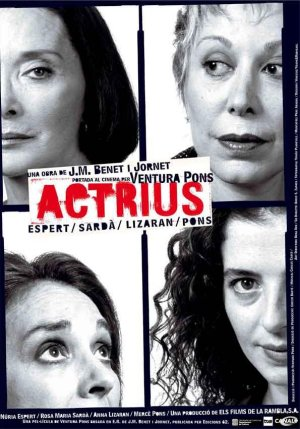 Cartel de Actrices