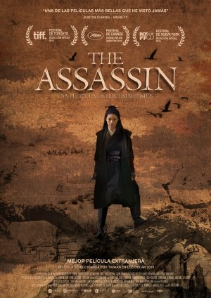 Cartel de The assassin