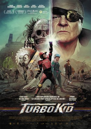 Cartel de Turbo kid