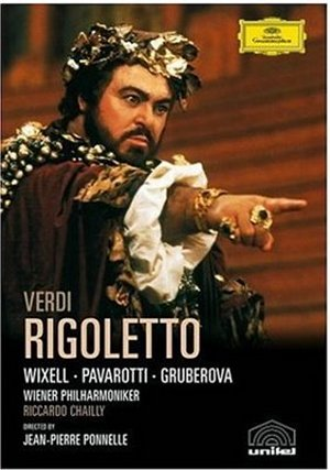 Cartel de Rigoletto