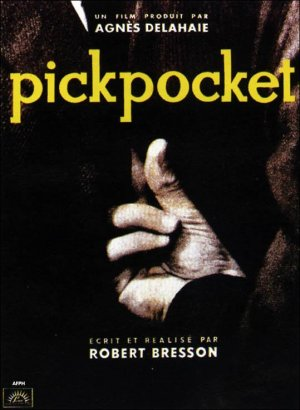 Cartel de Pickpocket