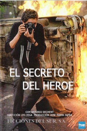 Cartel de El secreto del héroe (TV)