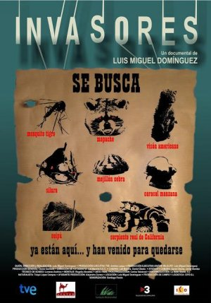 Cartel de Invasores