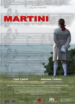 Cartel de Martini il valenciano (TV)