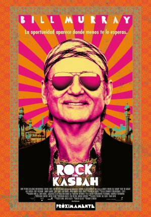 Cartel de Rock the Kasbah