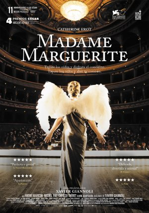 Cartel de Madame Marguerite