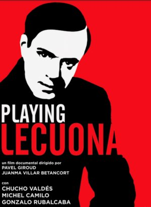 Cartel de Playing Lecuona