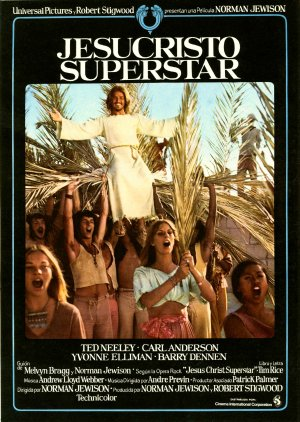 Cartel de Jesucristo Superstar