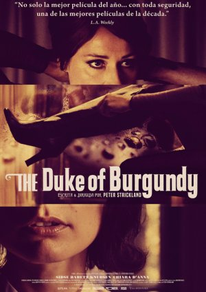Cartel de The Duke of Burgundy
