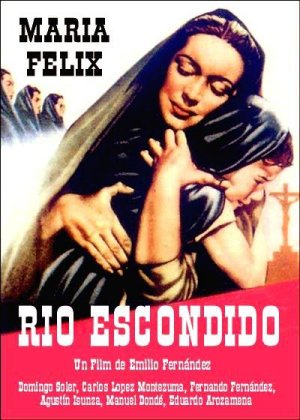 Cartel de Río escondido