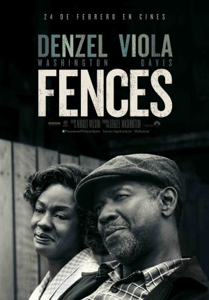 Cartel de Fences