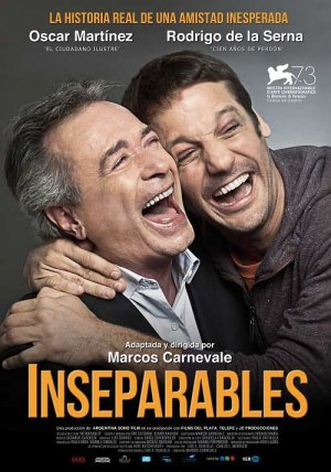 Cartel de Inseparables