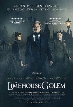 Cartel de The limehouse golem