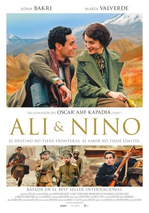 Cartel de Ali and Nino