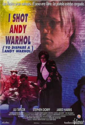 Cartel de Yo disparé a Andy Warhol
