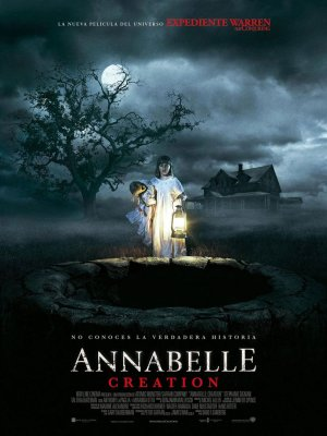 Cartel de Annabelle: Creation