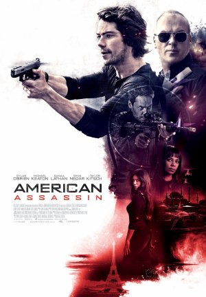 Cartel de American assassin