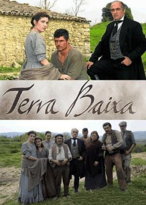 Cartel de Terra baixa (TV)