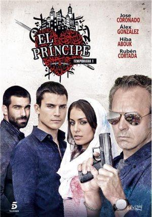 Cartel de El príncipe (TV)