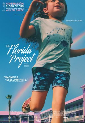 Cartel de The Florida project