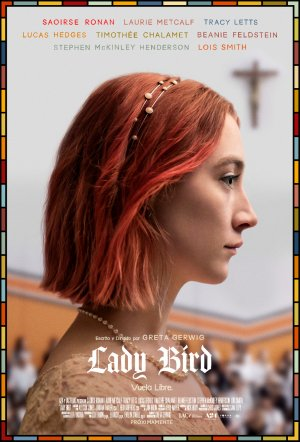 Cartel de Lady Bird