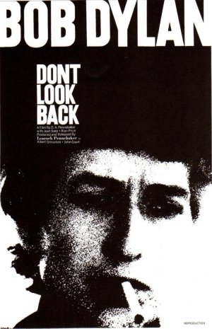 Cartel de Don't Look Back