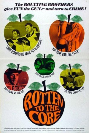 Cartel de Rotten to the Core