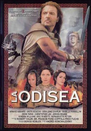 Cartel de La odisea (TV)